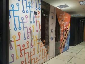 Le supercalculateur NEC Equip@Meso de l'Université de Strasbourg